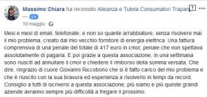 Testimonianza Massimo Chiara