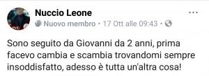 Testimonianza Umberto Ciaravolo