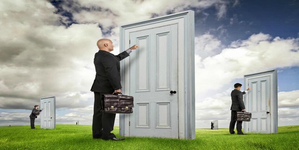 Venditore porta a porta? No grazie