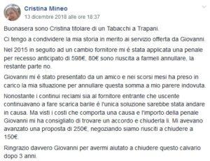 Cristina Mineo